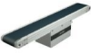 Guided Flat Belt Conveyors Guided Belt to Prevent Lateral Movement, Center Drive, 3-Groove Frame -- CVGW Series - Image