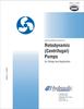 Rotodynamic (Centrifugal) Pump Applications (ANSI/HI 1.3) -- B102