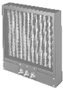 Low Temperature Air Duct Heaters -- CAB and CABB Series - Image