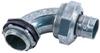 """Liqua-Seal Connector, 90 deg, 1"""" NPT, die cast zinc -- LDL-31 - Image"""