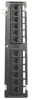 12 Port Cat6 Vertical Patch Panel -- 43-621