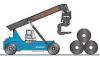 Container Lift Trucks -- SMV 4127 - Image