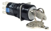 KeyLock Switch 2 Position -- 78040007980-1 - Image