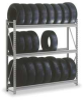 Tire Rack,Tire Cap 36,96Wx18Dx72 in. H -- TRWS9618