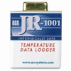 Low-cost, Intrinsically Safe Temperature Data Logger -- JR-1001