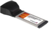 StarTech.com 1 Port Native ExpressCard RS232 Serial Adapter Card with 16952 UART - Serial adapter - ExpressCard/34 -- DU6007