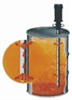 Drum and Barrel Top-to-Bottom Electric Motor Tube Mixer, 115V -- GO-04316-20