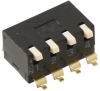 DIP Switches -- SW1124-ND -Image