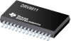 DRV8811 1.9A Bipolar Stepper Motor Driver with On-Chip 1/8 Microstepping Indexer (Step/Dir Ctrl) -- DRV8811PWP
