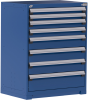 Heavy-Duty Stationary Cabinet (with Compartments) -- R5AEE-4401 -Image