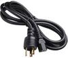 8ft NEMA L5-20P USA 3 pin Plug to C13 SJT Power Cord -- SF-5612-08B