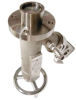 135A - High Temperature DN50 Sampling Valve