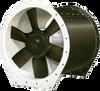 FRP Fiberglass Reinforced Plastic Tube Axial Print Fans