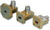 Waveguide to Coax Adapter -- QWA