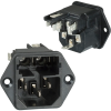 Power Entry Connectors - Inlets, Outlets, Modules -- 486-6901-ND -Image