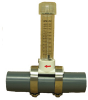 Pulsafeeder Acrylic Flow-Meters -- 103103 - Image