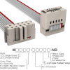Rectangular Cable Assemblies -- M3TMK-1018J-ND -Image