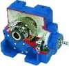 Right Angle Helical / Bevel / Helical Gearboxes -- PM Series PB Type