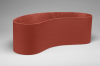 3M 202DZ Coated Aluminum Oxide Sanding Belt - P120 Grit - 14 in Width x 220 in Length - 66765 -- 051111-66765 -- View Larger Image