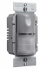 Commercial Passive Infrared (PIR) Wall Switch Sensor -- WSP250GRY