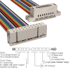Rectangular Cable Assemblies -- M3AGK-2018R-ND -Image