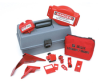 Combination Lockout Toolbox -- 99682