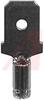 Solderless Terminals;Male;Krimptite;18-22 AWG -- 70111061