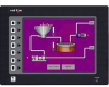 OPERATOR INTERFACE, COLOR TFT LCD, 10.4INCH, 24V, 32MB FLASH MEMORY -- 70030378 - Image