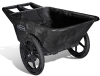 Rubbermaid Big Wheel Cart -- 6762