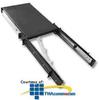 Chatsworth Products Extra Heavy Duty 4-Point Sliding Shelf -- 12700 - Image