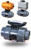 PVC Ball Valves -- P2 Series - Image