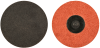 Norton Metal AO Coarse Grit TR (Type III) Quick-Change Fiber Disc -- 66623341077 -- View Larger Image