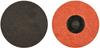 Norton Metal AO Coarse Grit TR (Type III) Quick-Change Fiber Disc -- 66623341077 -Image