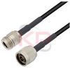 N-Male to N-Female LMR 195 Cable -- KPPA-N-NF-36 - Image