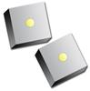 Hyperabrupt Tuning Varactors Supplied on Film Frame and Waffle Packs -- SMV2025-099 Wafer