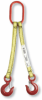 Double-Leg Sling With Hooks - Image