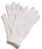Uncoated Cotton/Poly String Knit Gloves -- GLV140 -Image