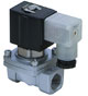 Solenoid Valve 2-Way, Zero Differential Pressure, Normall Closed, 1/4 NPT -- EW-08617-28