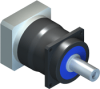 Inline Planetary Gearheads -- SPH-W SERIES
