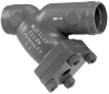 Carbon Steel or Alloy Steel Y Strainers -- 782-WE