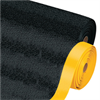 4' x 10' Black/Yellow- Premium Anti-Fatigue Mat -- MAT272BY