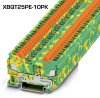 Insulation Disp Ground Terminal Blocks -- XBQT Series - Image