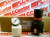 REGULATOR W/160PSI GAUGE 1/4IN PORT SIZE -- 06R118AC