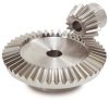 Stainless Steel Bevel Gear -- KSUB - Image
