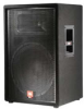 15 Inch Two-Way Portable Stage Speaker System -- JRX115