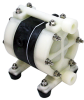Air Operated Double Diaphragm (AODD) Pump TC-X102 Series -- 3/8