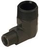 Add-A-Port Polymer Manifold Elbow - 1