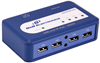 4-Port USB over Ethernet Server/Hub -- BB-UE204