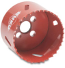 Hole Saw: bi-metal HSS, 2-15/32 inch (63mm) diameter -- 106063 -- View Larger Image