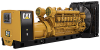 Diesel Generator Sets -- 3516B (50 HZ) WITH UPGRADEABLE PACKAGE - Image